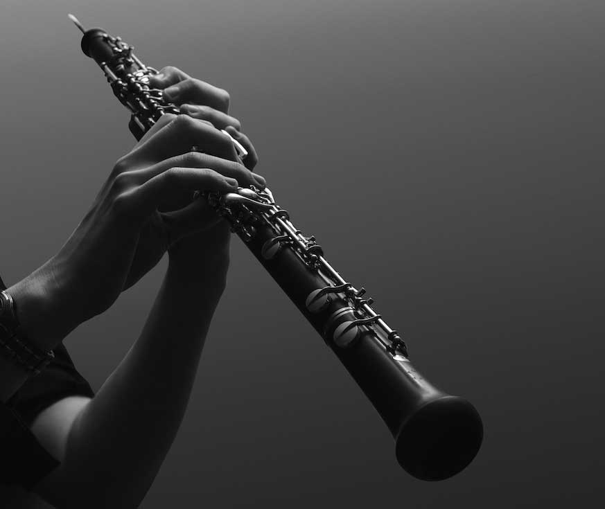 The Oboe - cover
